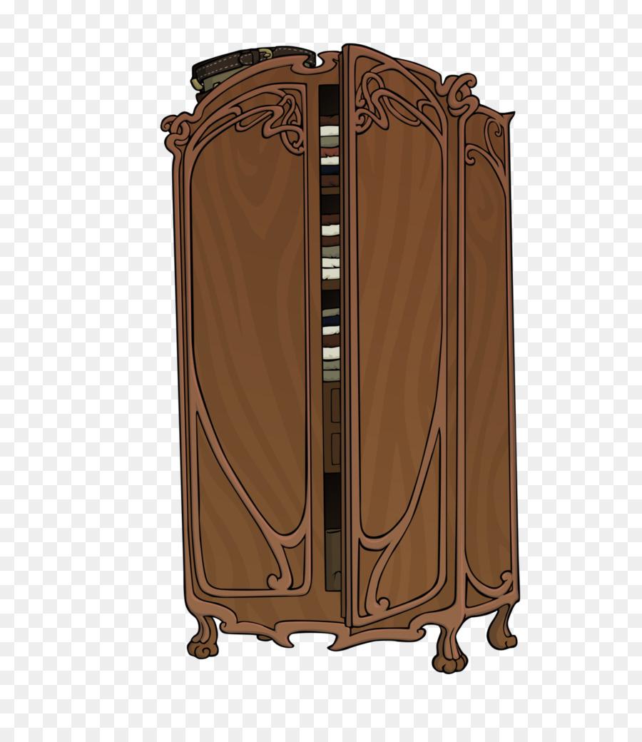 Art Nouveau Furniture Armoires U0026 Wardrobes   Steampunk Vector