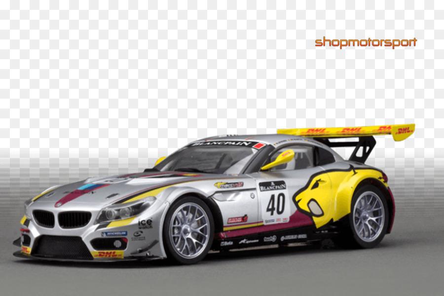 Sports Car Bmw Z4 Gt3 E89 Blancpain Gt Series Endurance Cup