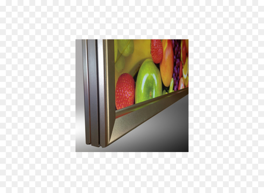Lightbox Picture Frames Poster Light-emitting diode - double sided ...