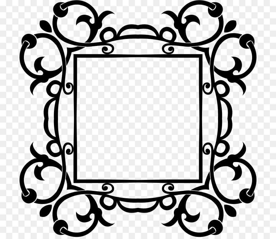Borders and Frames Picture Frames Decorative arts Clip art ...