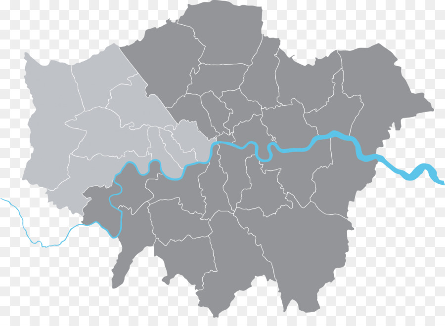 Map Of North East London.London Cartoon Png Download 1200 857 Free Transparent North