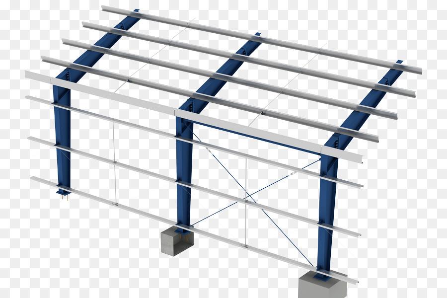 Steel Architectural structure Baukonstruktion Rigid frame - ziemlich ...