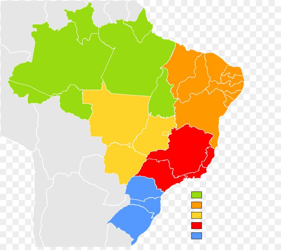 Regions Of Brazil North Region Brazil Central West Region Brazil
