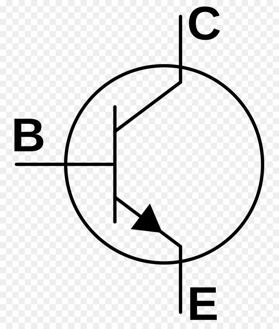 Bipolar Junction Transistor Electronic Symbol Npn Pnp Tranzistor Pin Diagram Get Free Image About Wiring