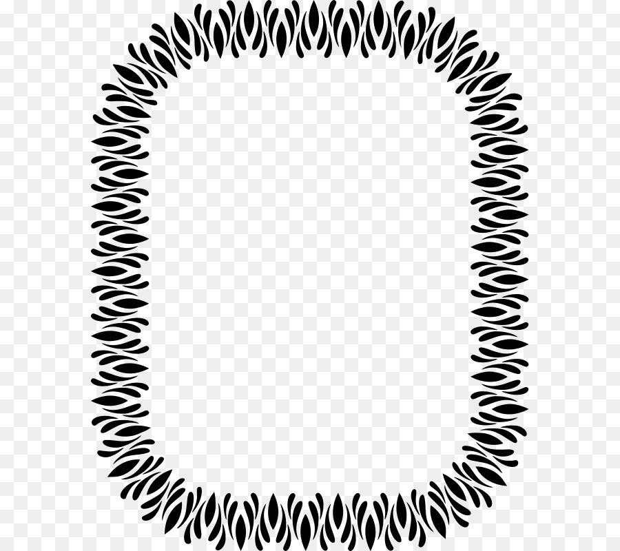 Marcos Diagrama de Viajero Clip art - rectangular de la frontera ...