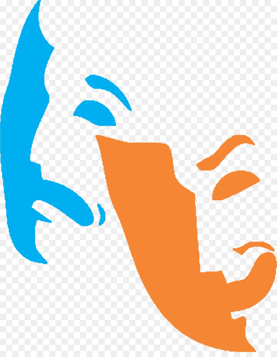 theatre mask drama logo clip art teatro png download