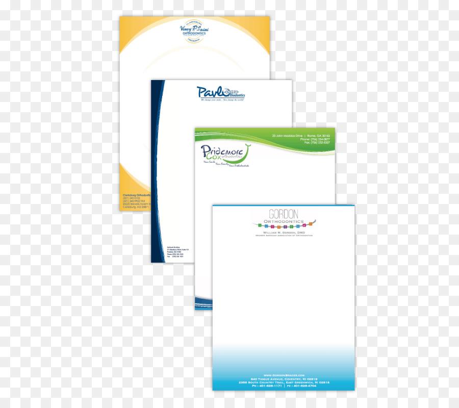 paper logo line letterhead png download 518 795 free