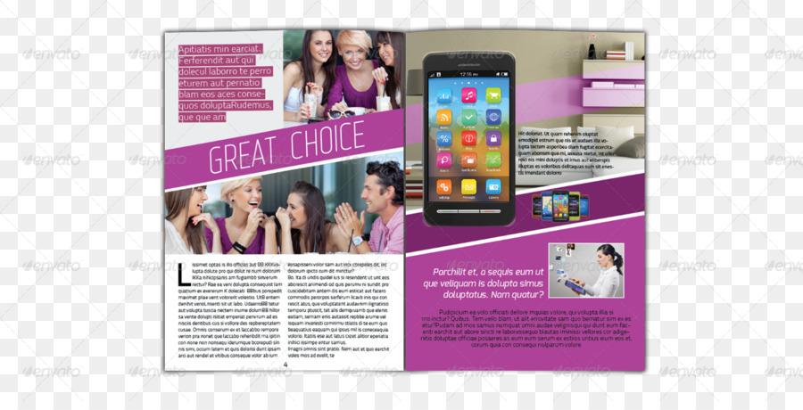 Smartphone Adobe InDesign Page layout Magazine Digital journalism ...