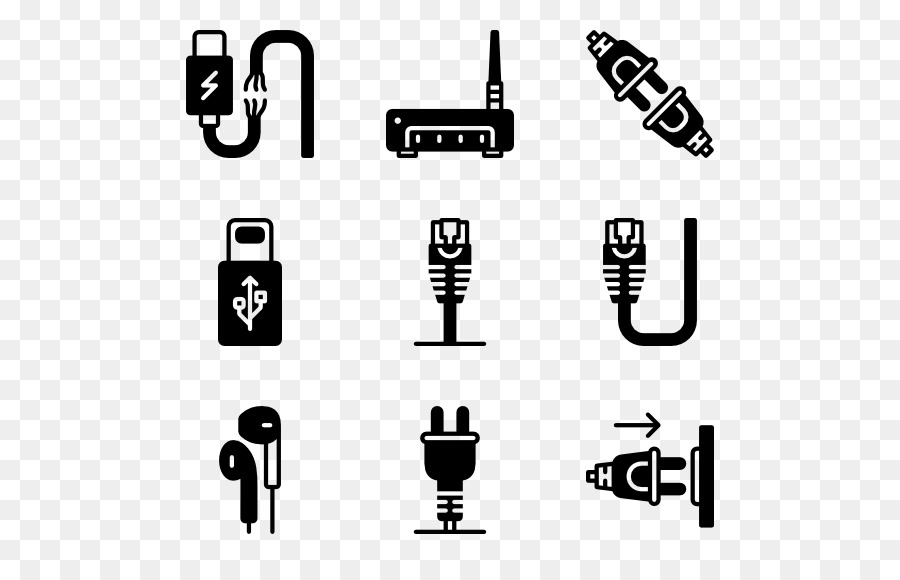 computer icons electrical connector electrical cable
