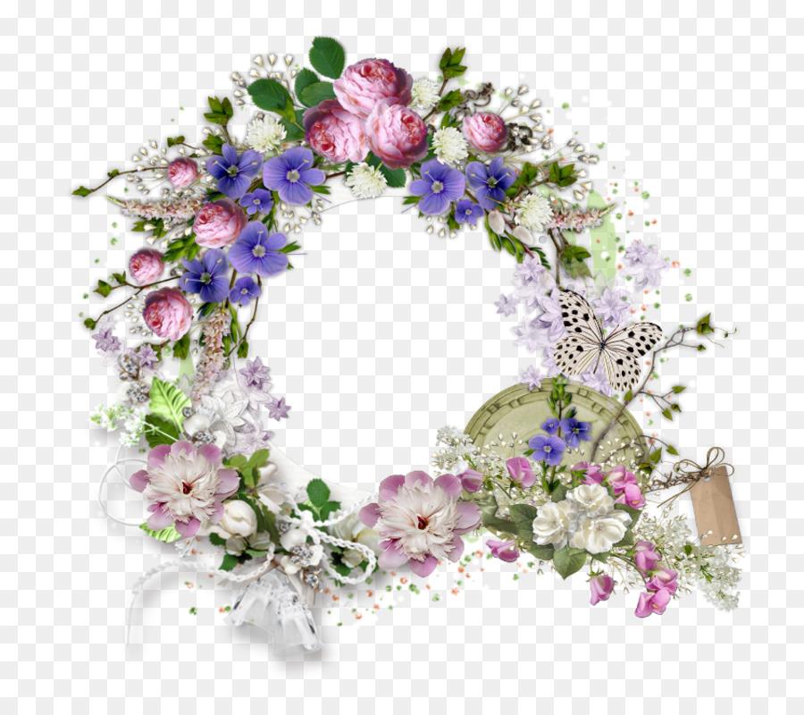 LiveInternet Marcos De Imagen - flores en racimos Formatos De ...