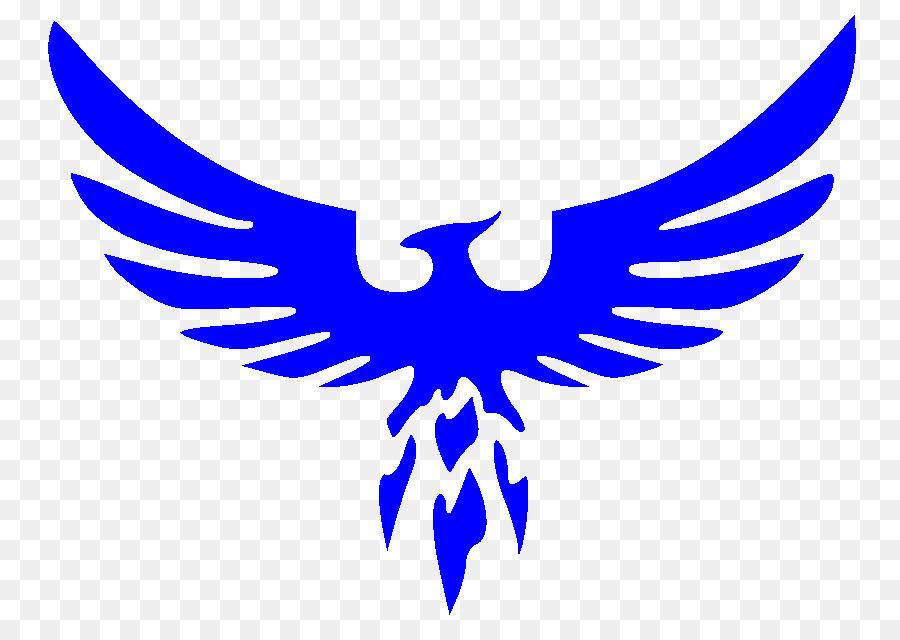 phoenix bird clip art cool background png download 852