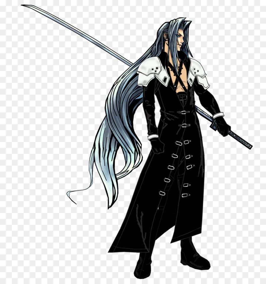 Crisis Core Final Fantasy Vii Dissidia Final Fantasy Sephiroth