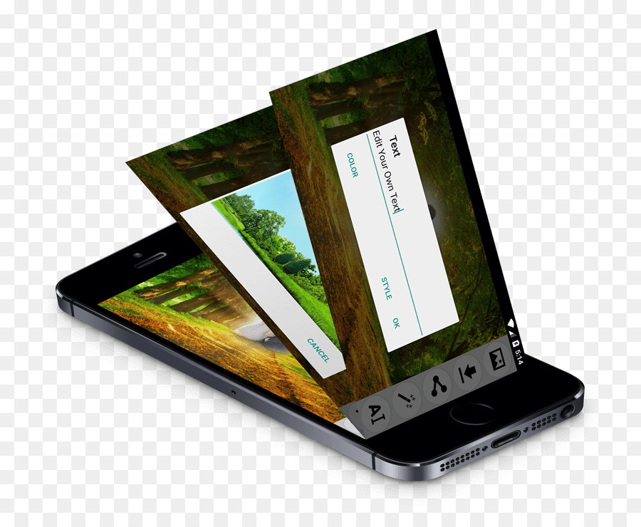 Web development Mobile app development Android - techno frame png ...