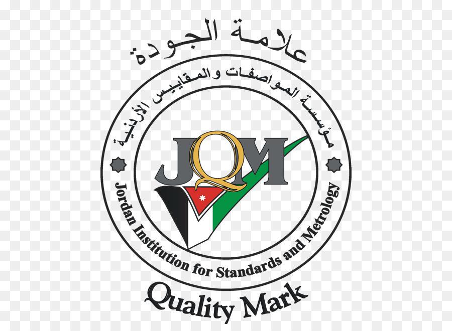 Jordan Quality Certification mark Manufacturing - Institution png ...