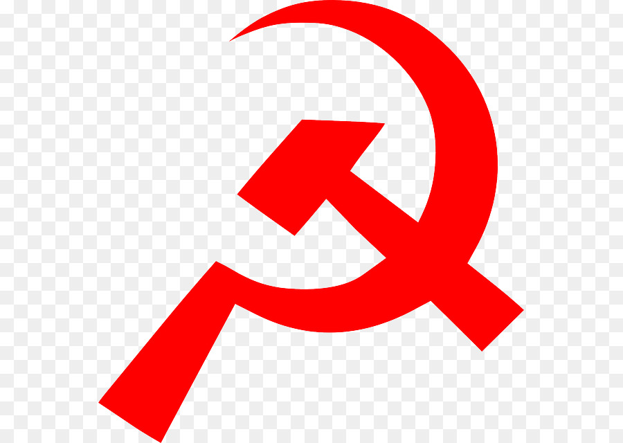 Soviet Union Hammer And Sickle Communist Symbolism Clip Art Sickle