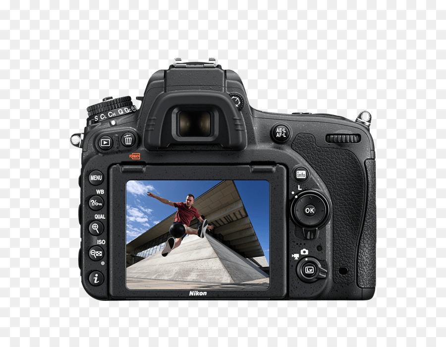 Nikon D750 Nikon D810 Full-frame digital SLR Camera - camera card ...