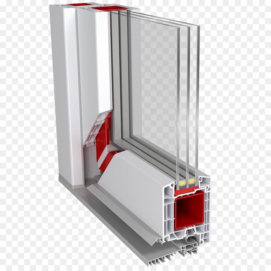 Pintu jendela Rilat Rumah SIA isolasi Termal Kaca - menjamin