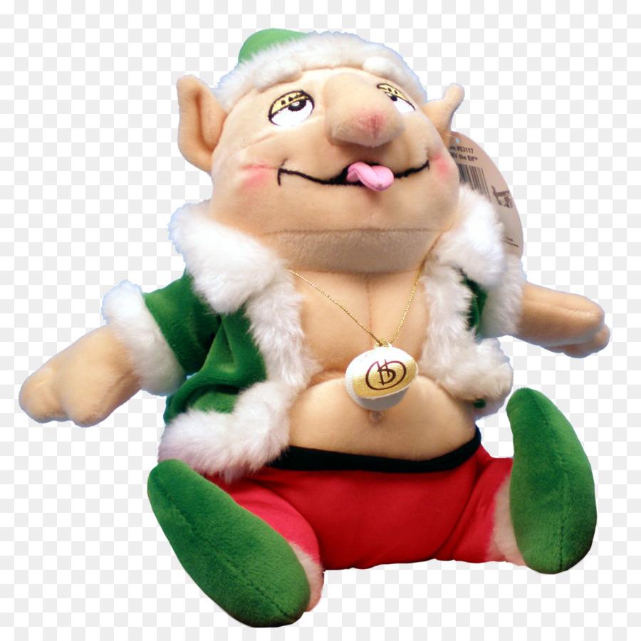 stuffed animals cuddly toys christmas ornament material santa drunk - Christmas Stuffed Animals