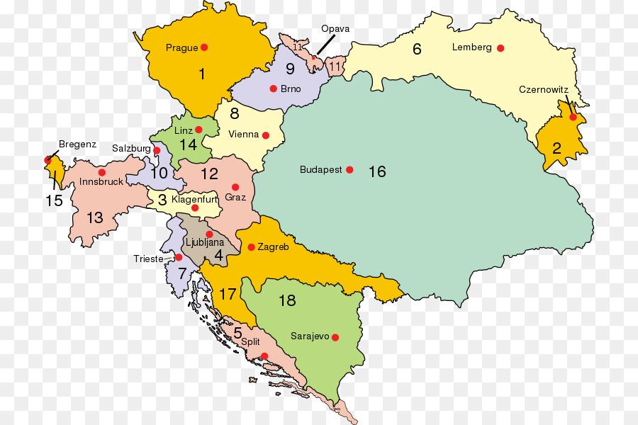 Austria hungary austrian empire kingdom of hungary lands of the austria hungary austrian empire kingdom of hungary lands of the crown of saint stephen cisleithania bohemia gumiabroncs Choice Image
