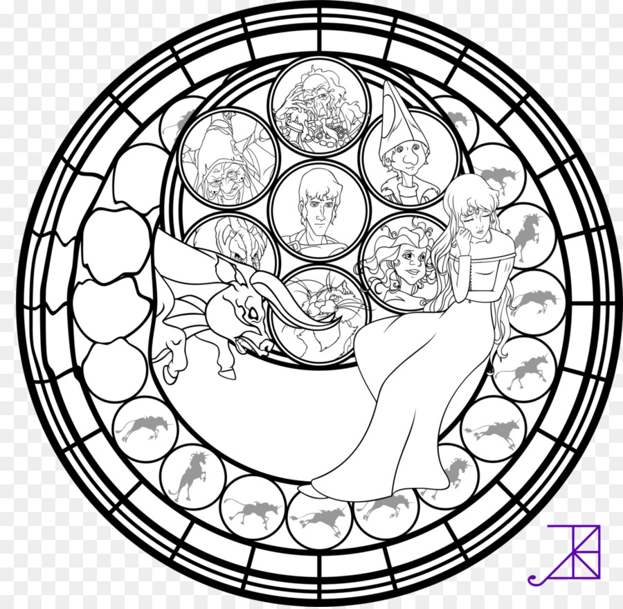 Sunset Shimmer Applejack Coloring Book Stained Glass Equestria