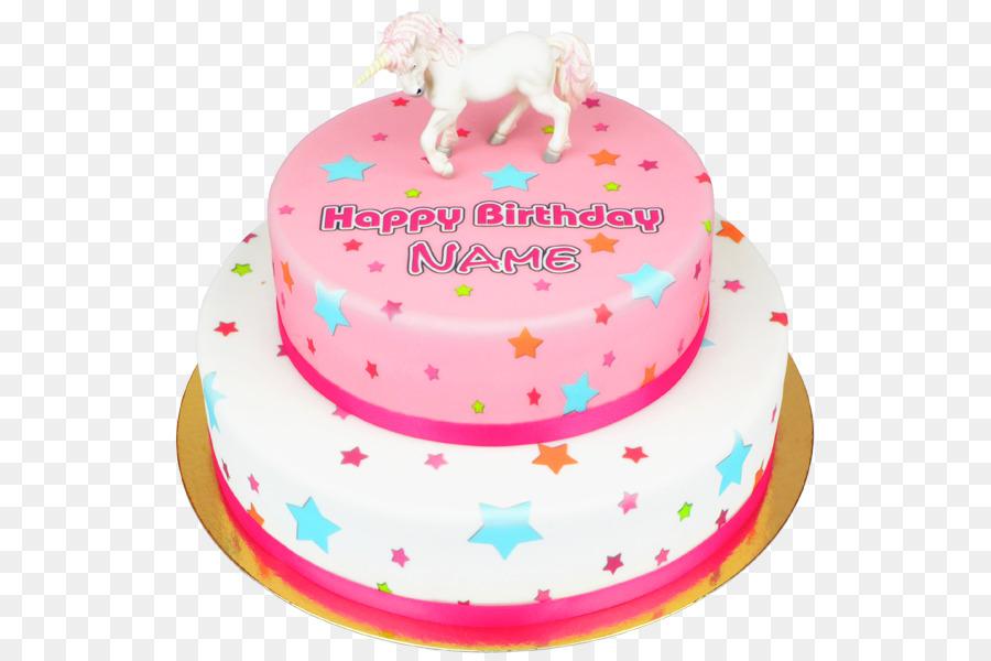 Birthday Cake Torte Sugar Cake Cake Decorating Happy Baby Png