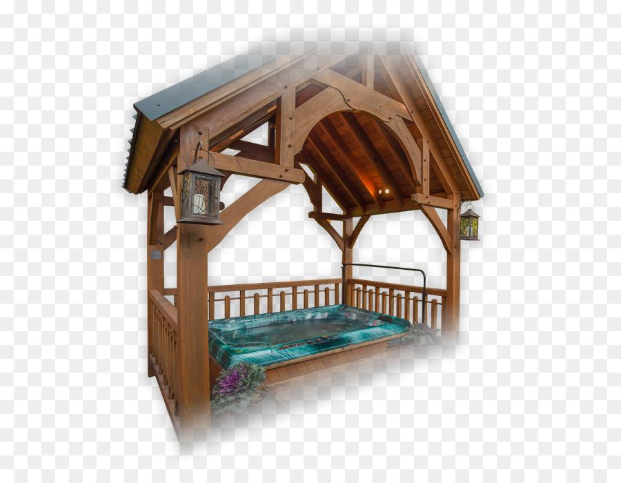 Roof Timber framing Pergola Pavilion Gazebo - pavilions png download ...