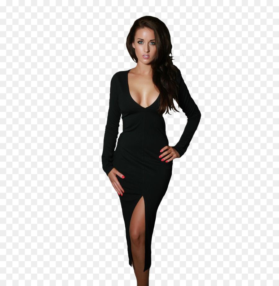 Kim Kardashian Little black dress Bodycon dress Sleeve - cocktail ...