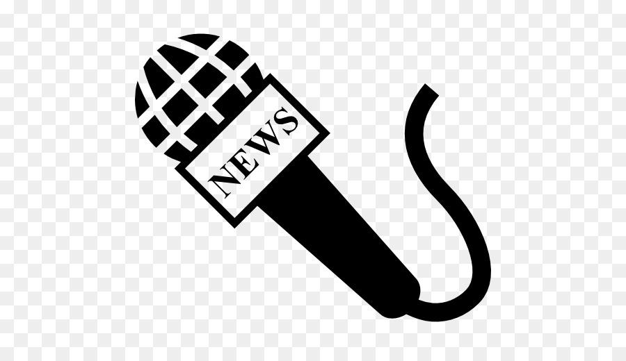 Microphone Kern High School District Journalist Clip Art