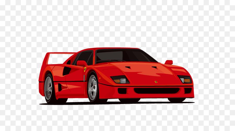 Ferrari F50 Gt Ferrari F40 De Coche Ferrari Daytona Mantenga Png