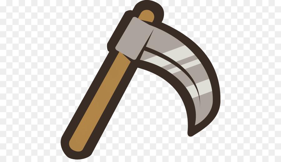 Death Sickle Cronus Scythe Symbol Sickle Png Download 512512