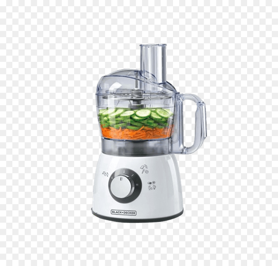 Food processor Black & Decker Blender Mixer Cooking Ranges - home ...