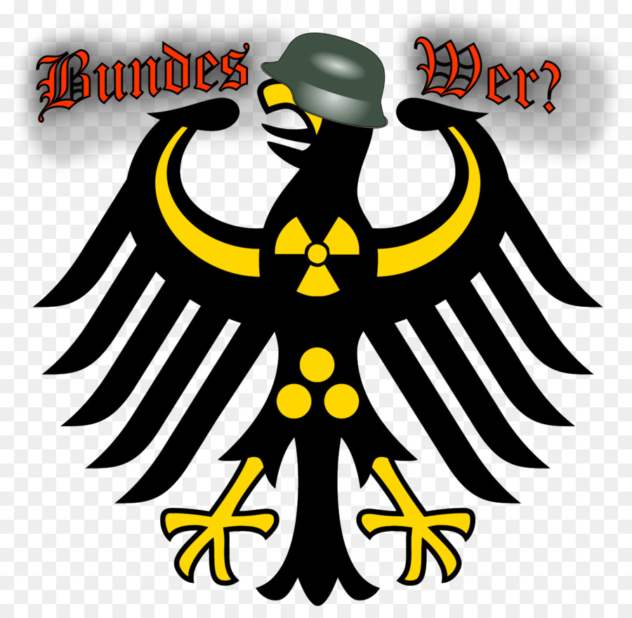 Coat Of Arms Of Germany Eagle Symbol The Comic Propaganda Png
