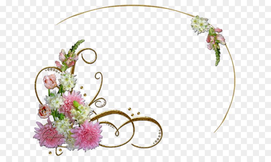 picture frames light floral design clip art flowers and wedding