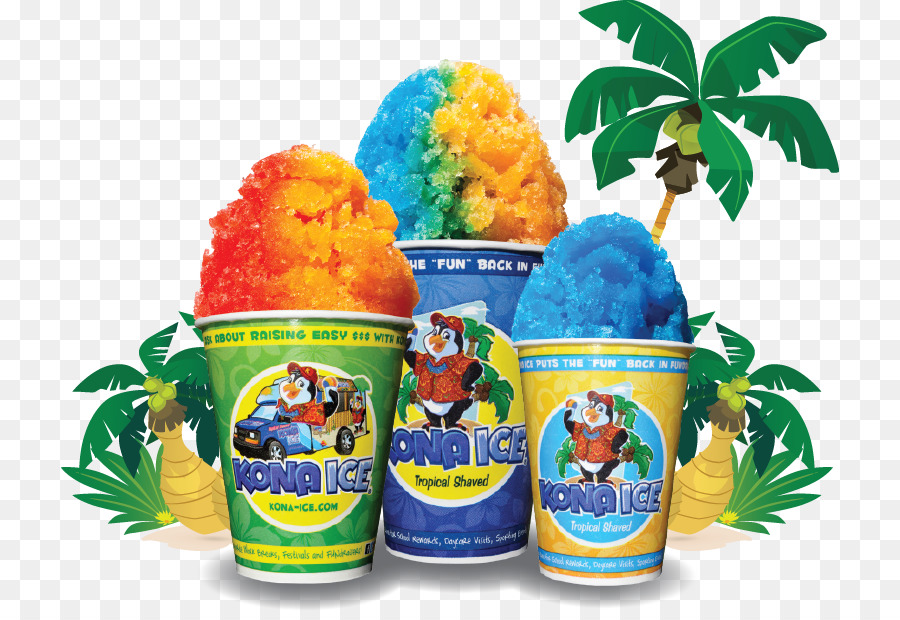 Kona Ice Of Greater Commerce Shave Ice Snow Cone Food Truck Summer