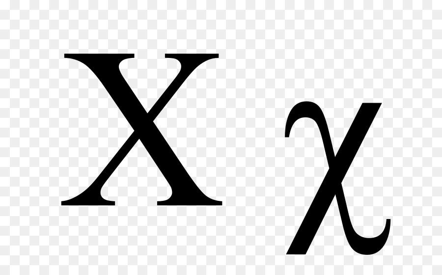 Greek Alphabet Chi Rho Letter Chi Png Download 833556 Free