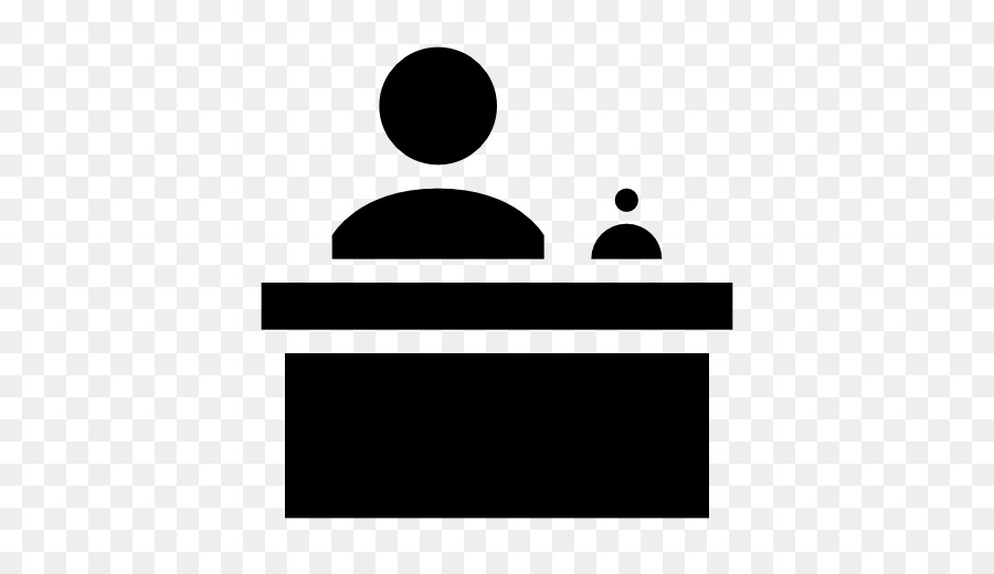 Receptionist Silhouette Png Download 512 512 Free Transparent