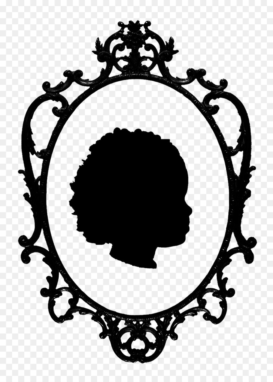Picture Frames Mirror Vintage Clothing Drawing Clip Art