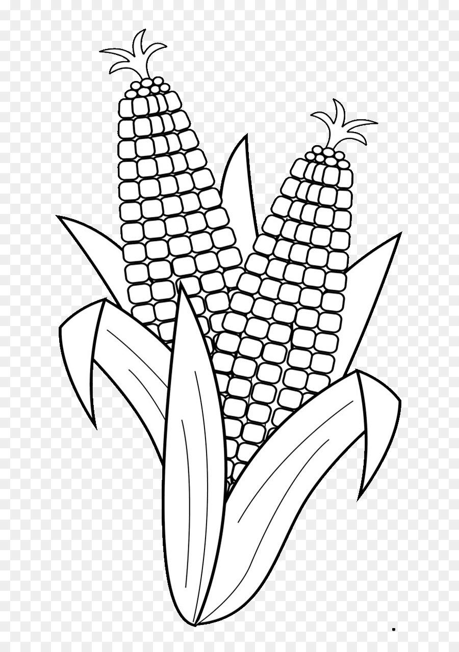 Dulces de maíz de la mazorca de Maíz de Palomitas de maíz para ...