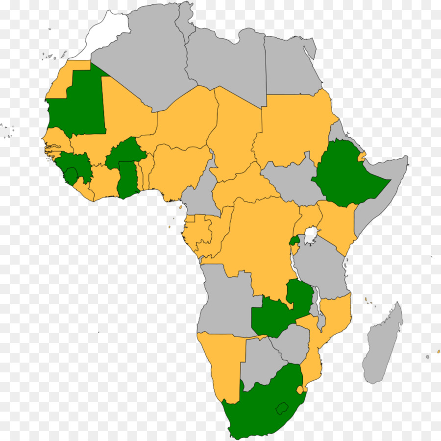 African Union Map.Map Cartoon Png Download 1280 1280 Free Transparent