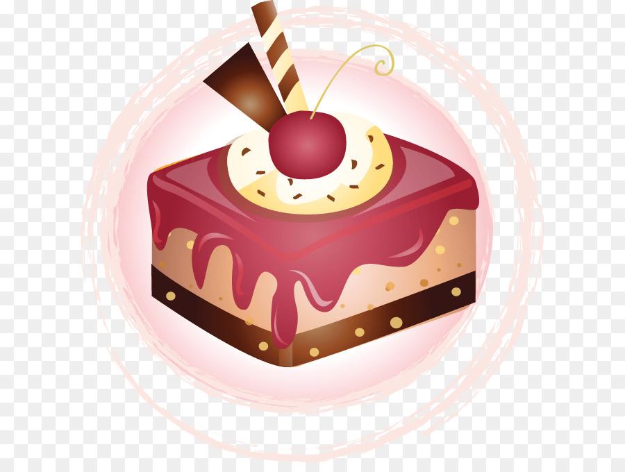 Bakery Birthday Cake Cupcake Wedding Cake Logo Food Vector Design