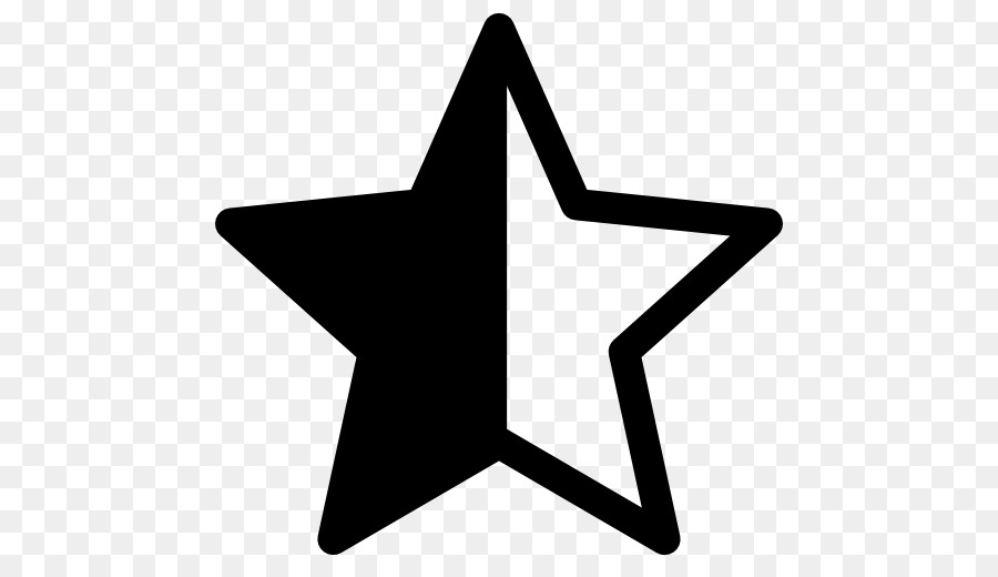 Star Symbol Computer Icons Star Shape Png Download 512512