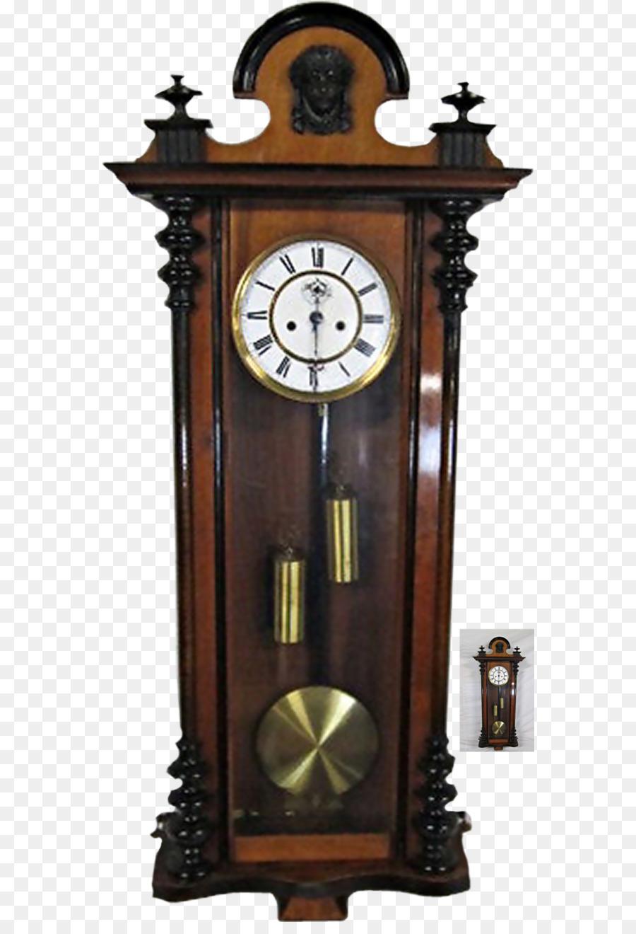 Clock Floor Grandfather Clocks Antique Pendulum Png