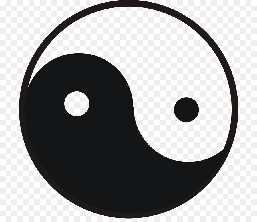 Yin And Yang Definition Symbol Taoism Yin Yang Png Download 768