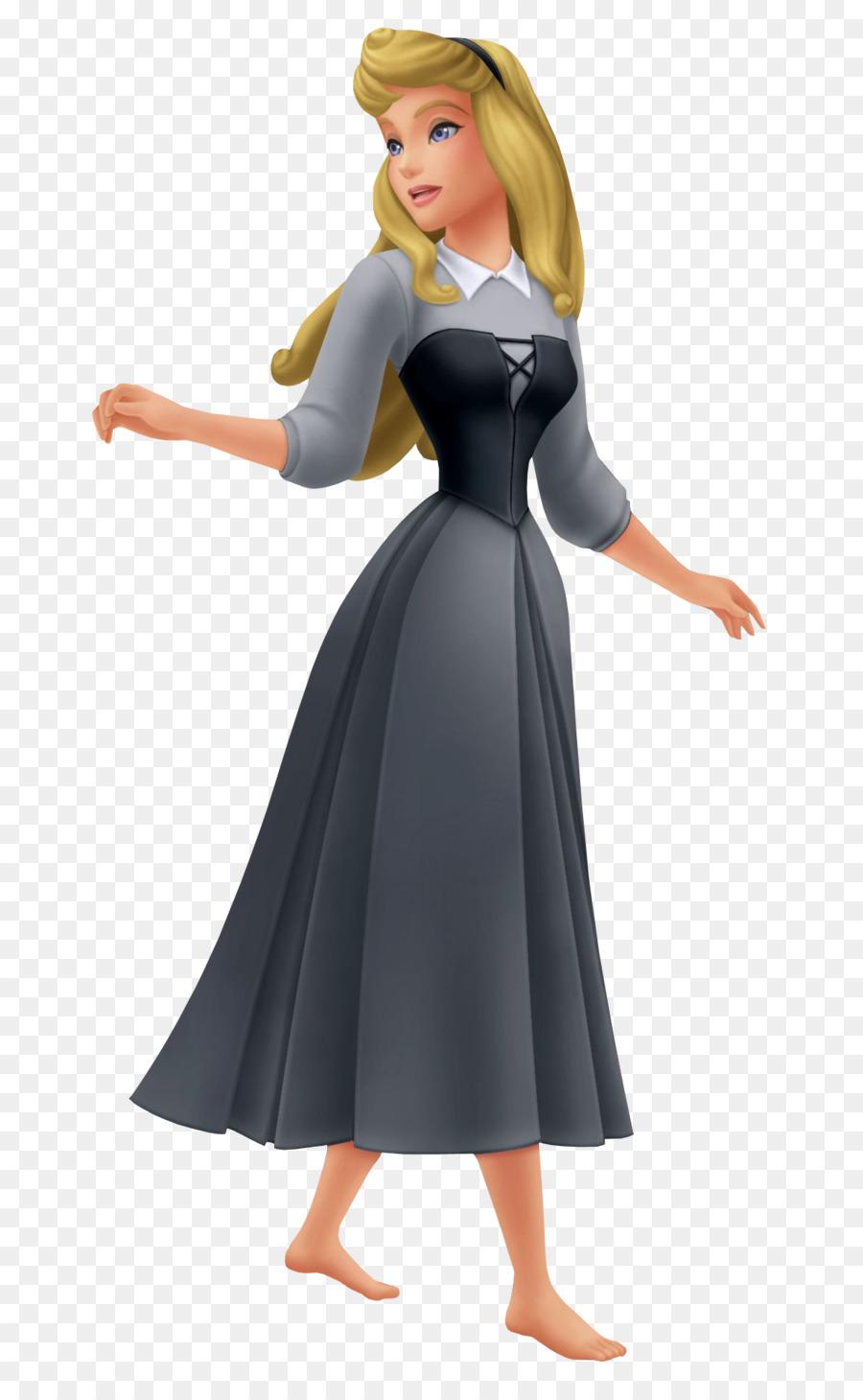 Kingdom Hearts Birth by Sleep Princess Aurora Sleeping Beauty Flora ...