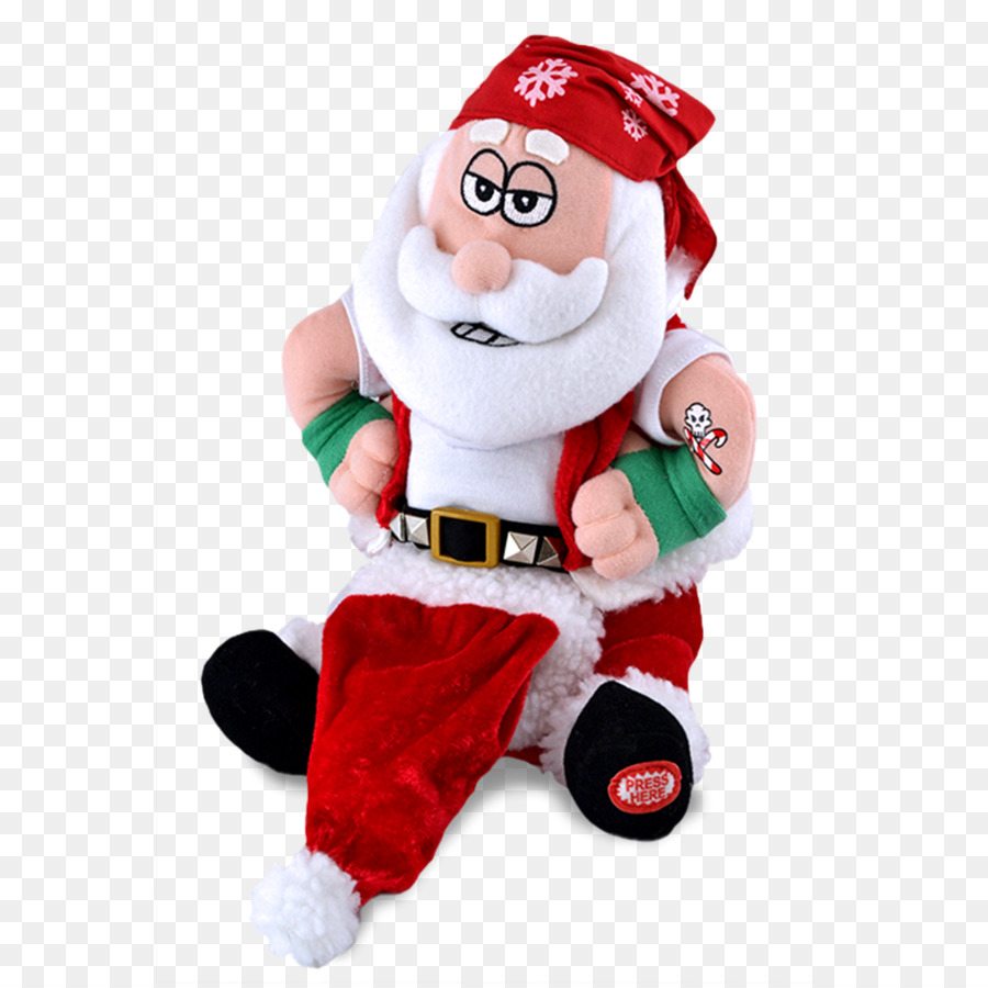 Santa Claus Stuffed Animals Cuddly Toys Mrs Claus Christmas