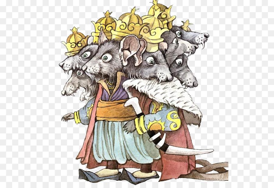 El Cascanueces y el Rey Ratón Donde Están las Cosas Salvajes Dibujo ...