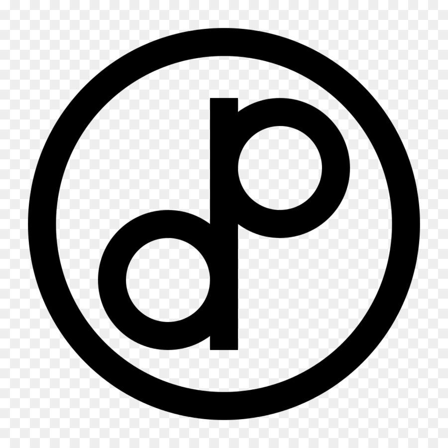 Public Domain Creative Commons License Registered Trademark Symbol