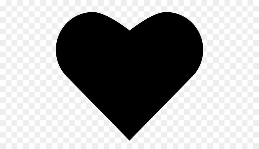Heart Symbol Clip Art Mini Vector Png Download 512512 Free