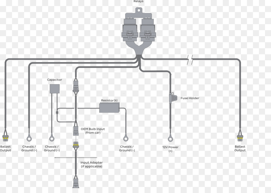 Awe Inspiring Wiring Diagram Relay Cable Harness High Intensity Discharge Lamp Wiring 101 Israstreekradiomeanderfmnl