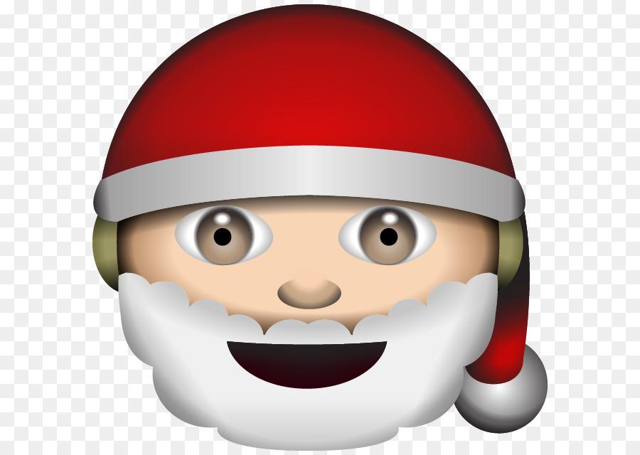 Santa Claus Minecraft Emoji YouTube Christmas - santa claus takes ...